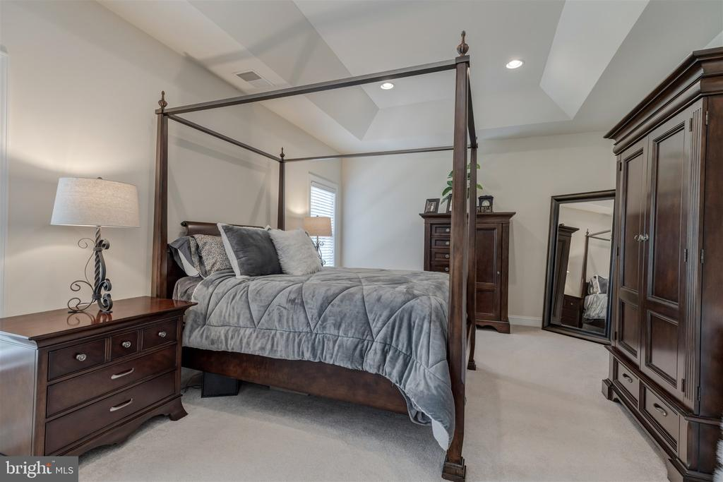Master Bedroom - 7676 OAK FIELD CT, SPRINGFIELD