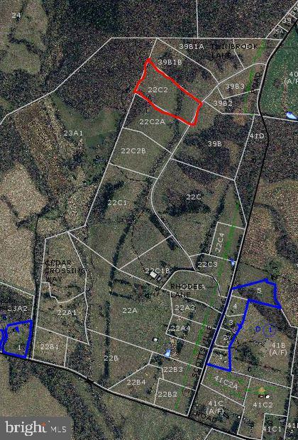 Land voor Verkoop op Jeffersonton, Virginia 22724 Verenigde Staten