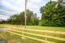 New Fence - 2252 PARTLOW RD, BEAVERDAM