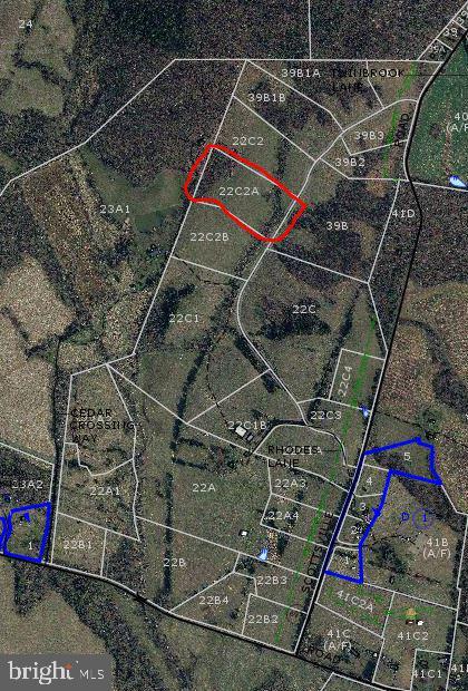 土地 為 出售 在 Jeffersonton, 弗吉尼亞州 22724 美國