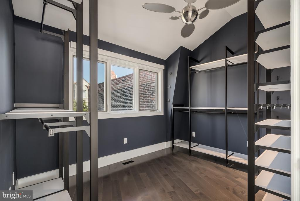 4th Bedroom/Dressing Room - 1821 VERMONT AVE NW, WASHINGTON