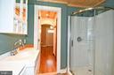Full Bathroom on Main Level - 106 VALLEY VIEW PL, FREDERICKSBURG