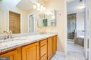 Master Bathroom - New countertops! - 208 OLD LANDING CT, FREDERICKSBURG