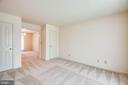 Living room - 208 OLD LANDING CT, FREDERICKSBURG