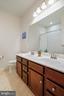 Full Hall Bath - 4886 HITESHOW DR, FREDERICK
