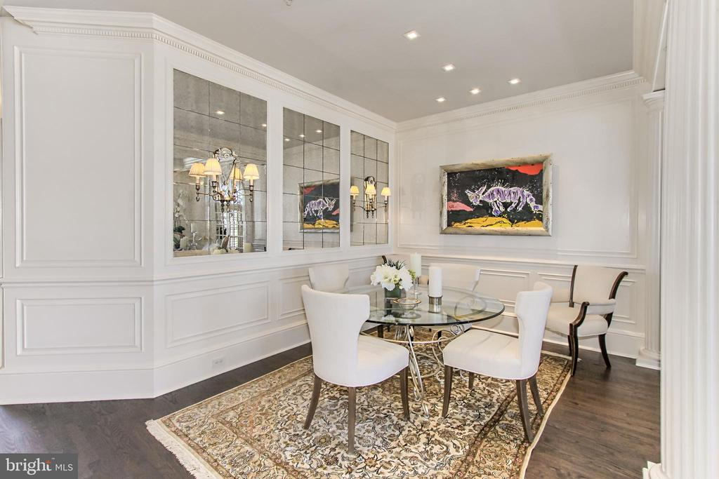 Elegant Dining Area - 1303 14TH ST N, ARLINGTON