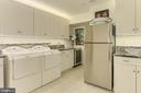 Laundry Room with Custom Cabinetry - 1303 14TH ST N, ARLINGTON