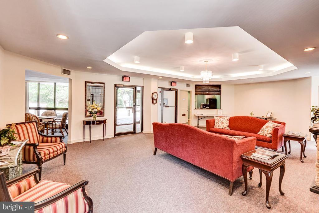 Lobby for Thoreau Place - 1951 SAGEWOOD LN #315, RESTON