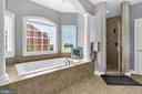 Soaking tub - 19544 ROYAL AUTUMN LN, LEESBURG