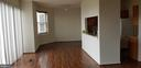 Snapshot of living room and dining room - 301 S REYNOLDS ST #601, ALEXANDRIA