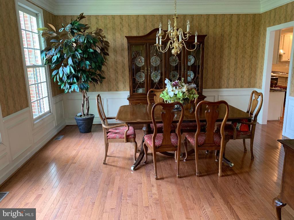 Dining Room - 5626 BROADMOOR TER N, IJAMSVILLE