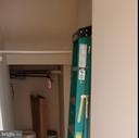 Main level walk in storage room - 301 S REYNOLDS ST #601, ALEXANDRIA