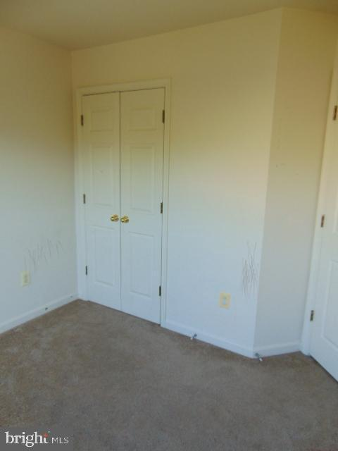 Bedroom 3 closet - 12027 PANTHERS RIDGE DR, GERMANTOWN
