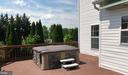 Hot tub for year round enjoyment - 4830 OLD HOLTER RD, JEFFERSON