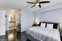 Master bedroom (2020) - 11710 OLD GEORGETOWN RD #317, ROCKVILLE