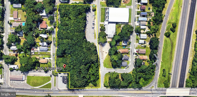 土地,用地 为 销售 在 Pleasantville, 新泽西州 08232 美国