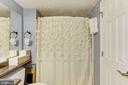 Ensuite master bath (2020) - 11710 OLD GEORGETOWN RD #317, ROCKVILLE