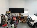 Cabinet in garage rear entrance - 12 HAMLIN DR, FREDERICKSBURG