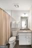 En-Suite bath for Secondary Bedroom - 8206 MINER ST, GREENBELT