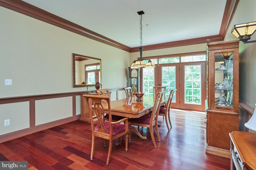 Dining Room;No shes ever worn in this house! - 14428 EAGLE ISLAND CT, GAINESVILLE