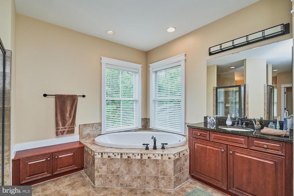 Granite Counters; Upgraded Tiles & Cabinets - 14428 EAGLE ISLAND CT, GAINESVILLE