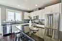 Beautiful Kitchen - 16636 CRABBS BRANCH WAY, ROCKVILLE