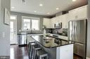 Chef's Kitchen - 16636 CRABBS BRANCH WAY, ROCKVILLE