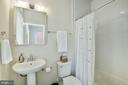 2nd Bathroom - 16636 CRABBS BRANCH WAY, ROCKVILLE