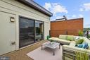 Rooftop Terrace - 16636 CRABBS BRANCH WAY, ROCKVILLE