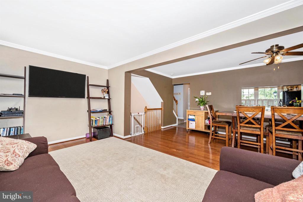 Living Room - 6695 SEAGULL COURT, FREDERICK