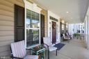Front porch - 22362 BRIGHT SKY DR, CLARKSBURG