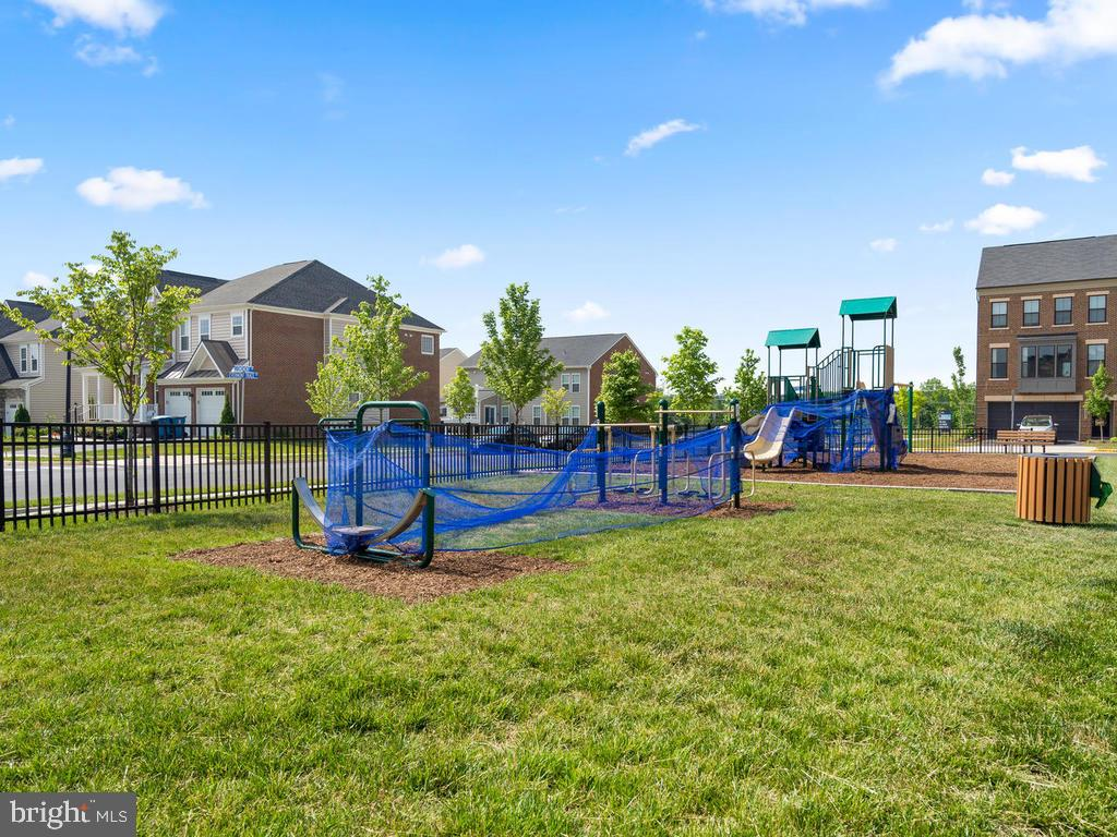 The Tot Lot is Right Across from Your New Home - 23687 TURTLE POINT TER, ASHBURN