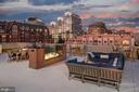 Roof Deck - 4915 HAMPDEN LN #504, BETHESDA