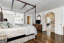 Master Bedroom - 6600 KENNEDY DR, CHEVY CHASE