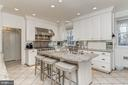 Kitchen - 6600 KENNEDY DR, CHEVY CHASE
