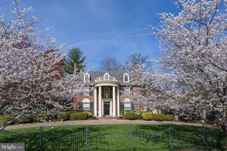 Single Family Homes vì Bán tại Chevy Chase, Maryland 20815 Hoa Kỳ