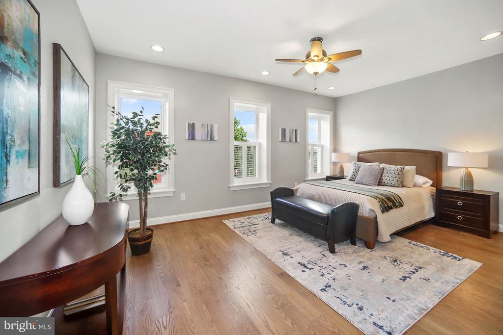 Master Bedroom - 1122 6TH ST NE, WASHINGTON