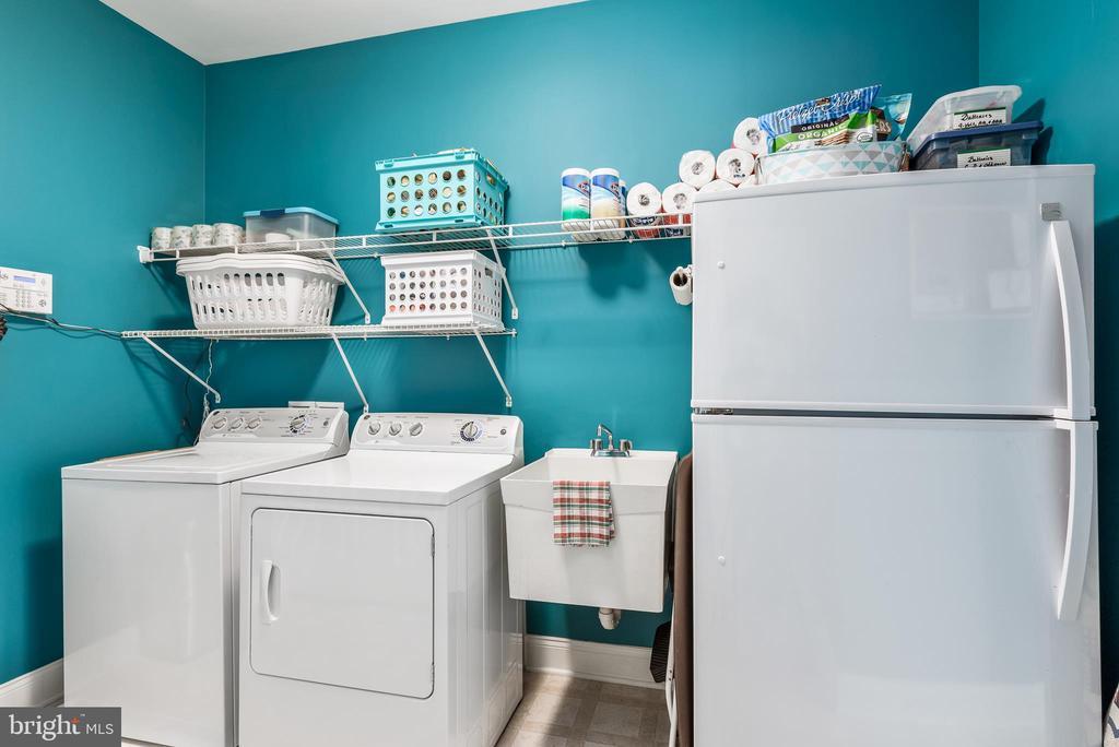 Laundry Room - 44557 GRANITE RUN TER, ASHBURN