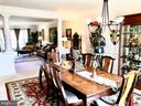 Formal Living and Dinning Room - 14414 BROADWINGED DR, GAINESVILLE