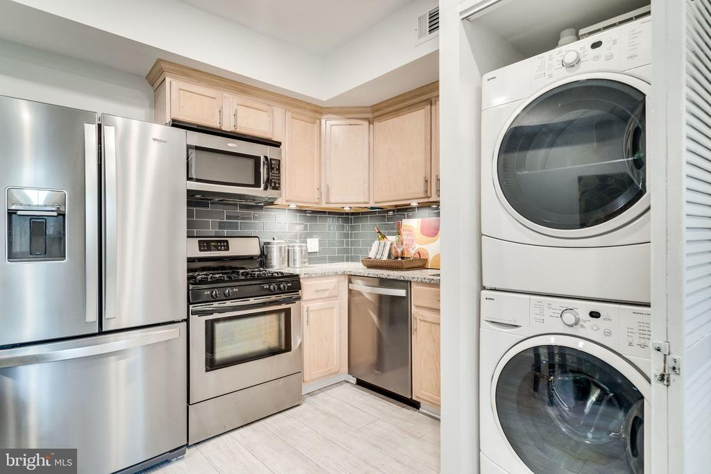 In home laundry - 1431 W ST NW, WASHINGTON