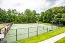 Tennis anyone? - 7459 CROSS GATE LN, ALEXANDRIA