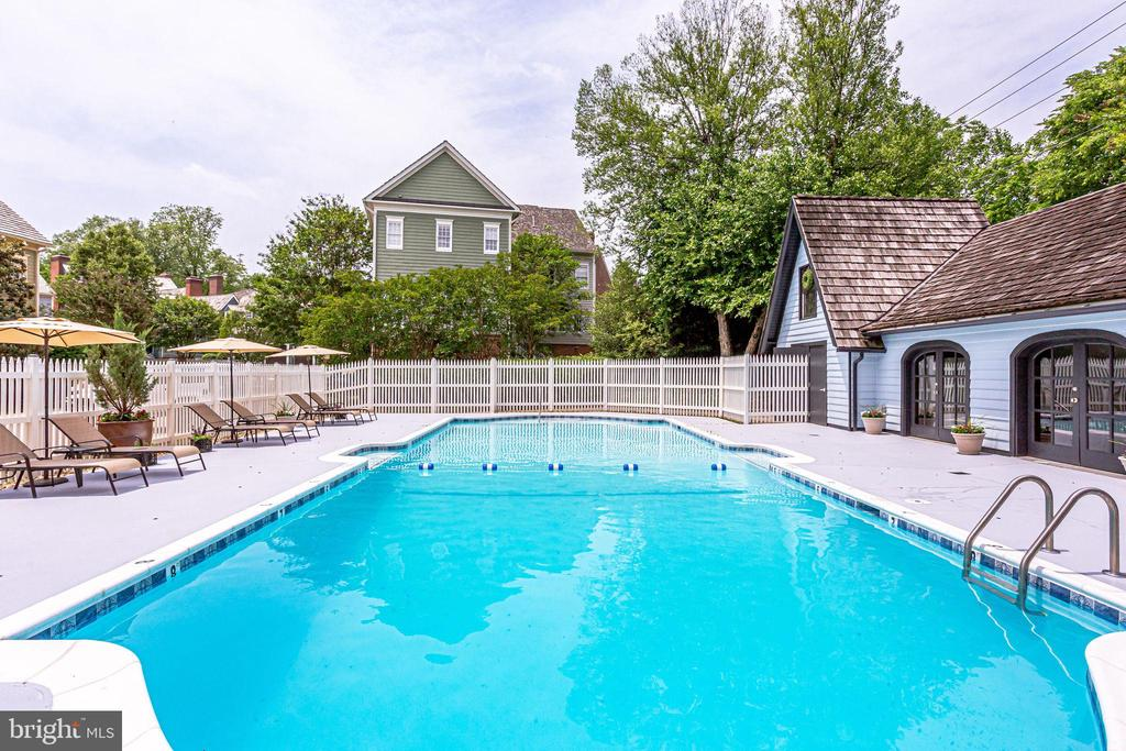 Or Get Your Exercise and Swim Laps - 9902 PALACE GREEN WAY, VIENNA
