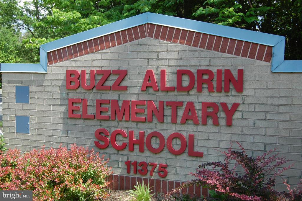 Buzz Aldrin Elementary, a short walk from 1308 - 1308 PAVILION CLUB WAY, RESTON