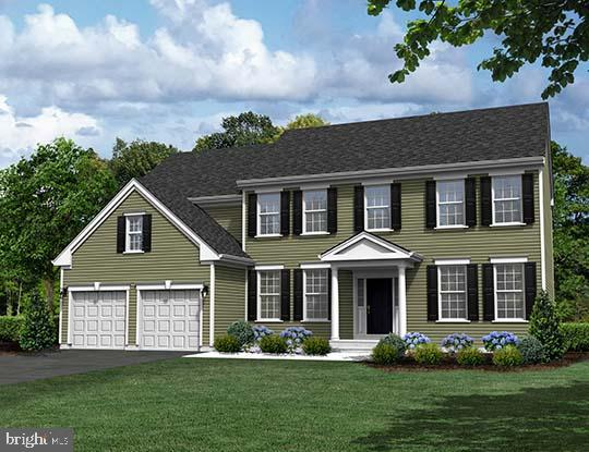 Single Family Homes pour l Vente à Ewing, New Jersey 08638 États-Unis