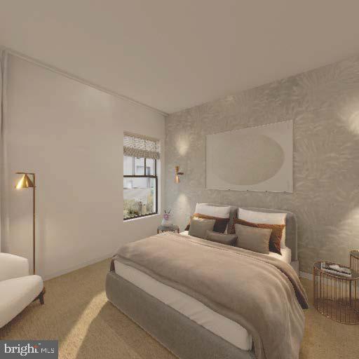 Master Bedroom - 6803 CAMERON DR NW #110, WASHINGTON