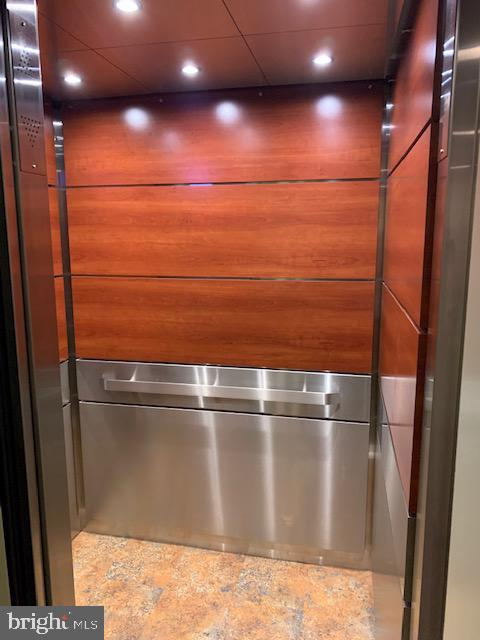 New elevator just installed - 3031 BORGE ST #205, OAKTON