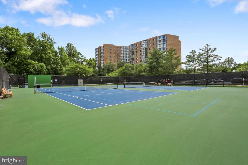Tennis Courts - 3429 N LEISURE WORLD BLVD N #88-3E, SILVER SPRING