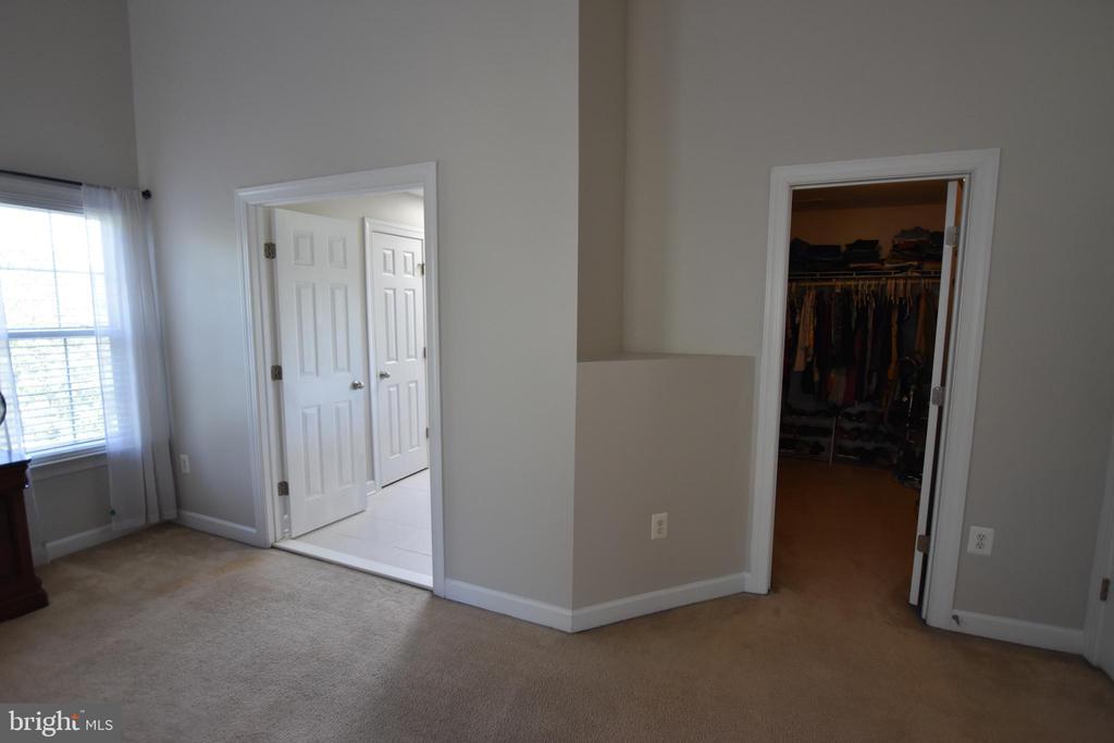 Large separate walk-in closet - 40 BELLA VISTA CT, STAFFORD