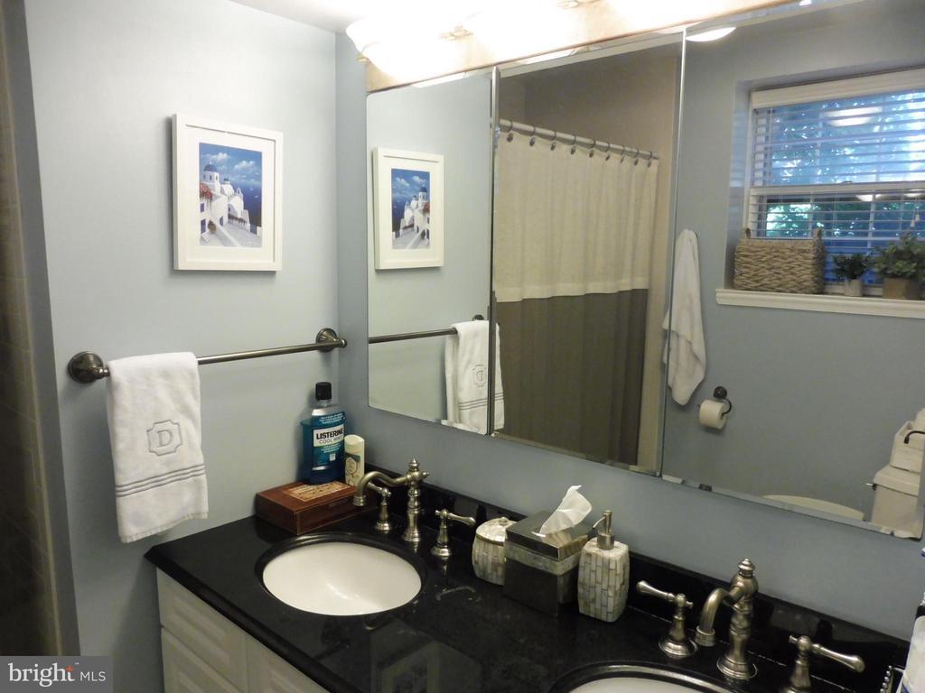 Dual vanity master bath - 3720 39TH ST NW #A163, WASHINGTON