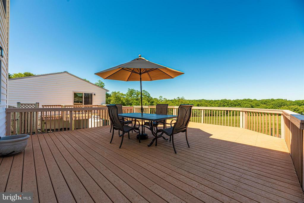 Exterior Deck Area - 6156 WOODVILLE RD, MOUNT AIRY